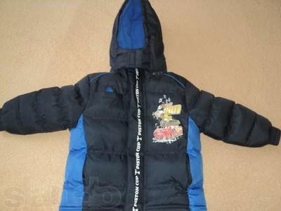 Disney Зимова куртка для хлопчика.