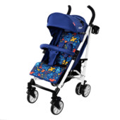 Коляска-Трость Carrello Allegro crl-10101/1 Aviation Blue