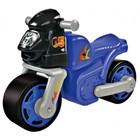Мотоцикл-каталка Стильная классика BIG синий