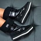 Ботинки - дутики женские