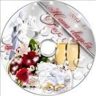 Печать на DVD дисках, печать задувки на диск. Возможен обмен