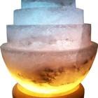 """Соляна лампа """"Пагода"""" 5-6 кг"""