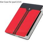 Чехлы Ferrari для iPad 2 3 4, чехол Феррари айпад 2/3/4