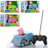Хит продаж! Машинка на радиоуправлении - Свинка Пеппа в ассортименте