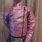 Куртка демисезонная PINK 4-5л 104-110см