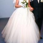 Супер-предложение! свадебное платье с подарками + костюм жениху