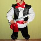 Карнавальный костюм Пирата Джека-Воробъя на 6-9 лет. Прокат