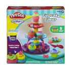 Набор пластилина Play Doh Башня из кексов. В наличии