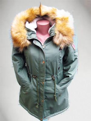Женская зимняя Куртка Парка 430, фото 1