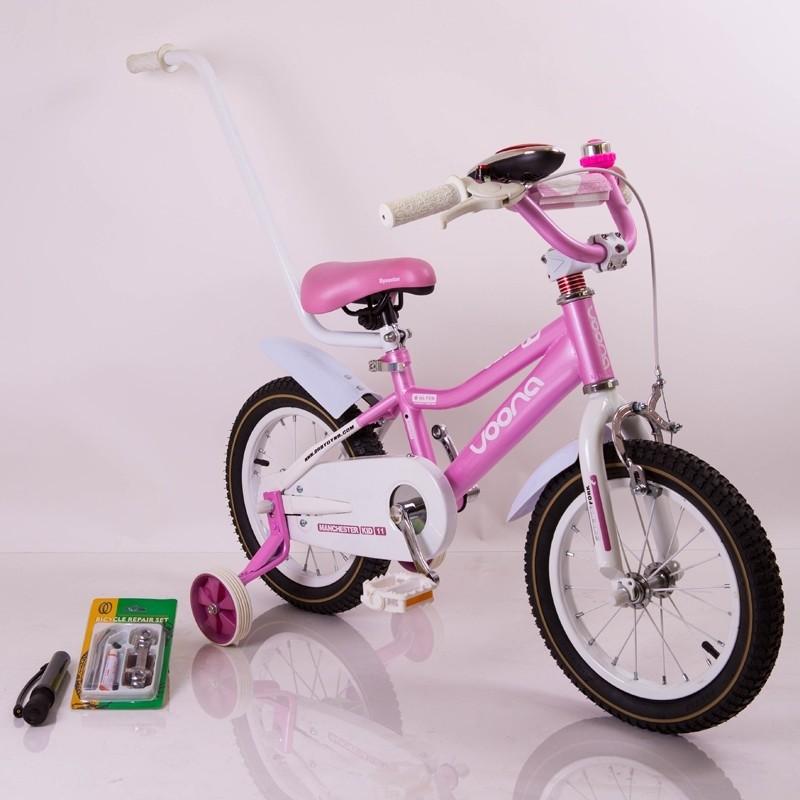 Сигма Юна 14 16 18 20 дюймов велосипед двухколесный детский Sigma Uoona фото №1
