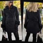 Осенний женский плащ ,кашемировое пальто женское осенние ,весенний женский плащ