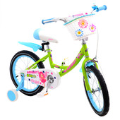 Детский двухколесный велосипед Angel Ангел 14,16,20 д для девочек