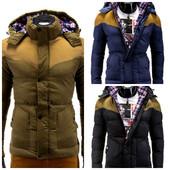 Зимняя мужская куртка ,мужская зимняя куртка ,мужской зимний пуховик