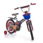 Детский двухколесный велосипед Мустанг Пилот Тачки mustang pilot тачки 12, 14, 16, 18 д