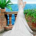 Продам шикарное свадебное платье!!! Практически даром)