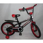 Кроссер Спорт 12, 14,  16 18 20 дюймов велосипед детский двухколесный Crosser Sports