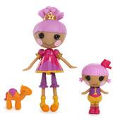 521228 Набор с куклой Сестрички Minilalaloopsy Добрые сердечки, фокусницы, Дюны, Сахары новый