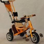 Азимут Сафари трехколесный велосипед Azimut Safari bc-15а Надувные Колеса и колеса пена