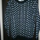 Louis Vuitton роскошный акриловый свитер 48-50р