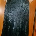 Черна длинная юбка Турция