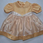 Платье нарядное 12 - 18 мес, 80 - 86 см.