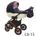 Детская универсальная коляска 2 в 1 Camarelo Carera