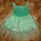 нарядное платье (можно ёлка или фея)M&S Disney 2-4 года состояние нового