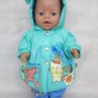 Одежда для Baby Born (беби-борна) комплект на синтепоне.