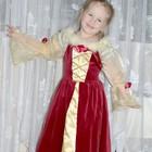 Карнавальный костюм принцеса, королева,  белоснежка, волшебница, снежинка, сегурочка, ёлочка. Прокат