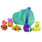 Игровой набор - Брызгунчики-веселунчики (для игры в ванной)