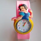 Часы на гибком браслете Белоснежка