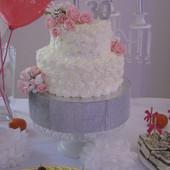 Тортики на замовлення м.Мукачево