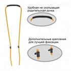 Ручка-толкатель для санок Mioo желтый
