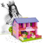 Шикарный дом для маленьких принцес