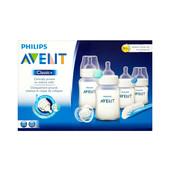 Набор бутылочек для кормления новорожденных Philips Avent scd371/00,со склада