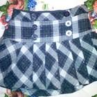 теплая юбка с серебринкой на 3-4года