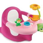 211076R Стульчик для купания Жабка розовая Cotoons Smoby
