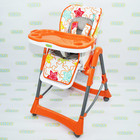 Стульчик для кормления Baby Tilly BT-HC-0003 ORANGE
