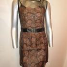 Спешите,распродажа! Платье Dolce&Gabbana, 100%шелк, Италия, Оригинал