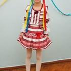 прокат костюма  украинка на 6-7лет