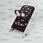 Детский шезлонг Baby Tilly BT-BB-0005 COFFEE