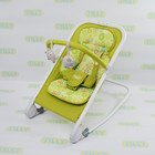 Детский шезлонг Baby Tilly BT-BB-0005 GREEN