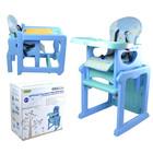 Стульчик для кормления Baby Tilly Gracia BT-HC-0020 BLUE