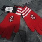 Перчатки Adidas fcm Milan O02556 размер m и L