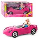 Кукла Defa в кабриолете 8228