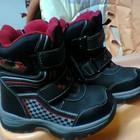 Термо ботинки для мальчиков  и девочек