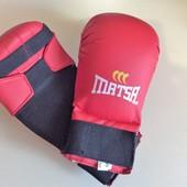 Перчатки-накладки для карате  Matsa