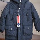 Пальто зимнее для мальчика 2-3 года, Original Marines