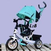 Азимут Фара Ламботрайк на пене трехколесный детский велосипед Lambotrike