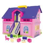 купить недорого домик для кукол Wader ( Вадер) 25400